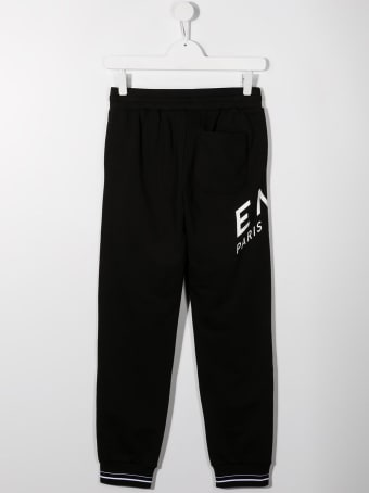 Givenchy Jersey Jogger With Logo Print
