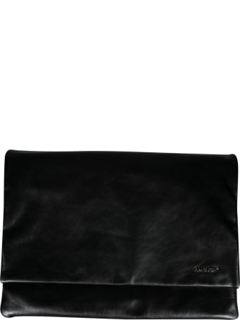 AMBUSH Logo Plaque Laptop Bag