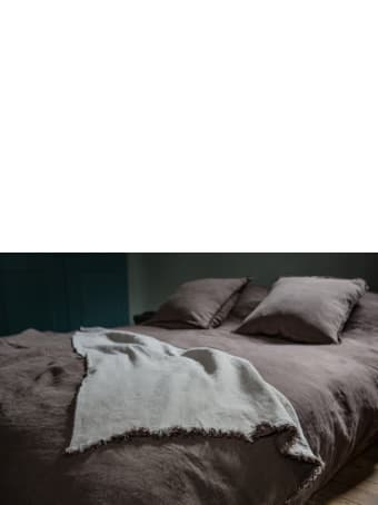 Once Milano Toogood Linen Doubled Throw