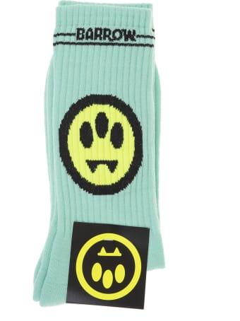 Barrow Logo Jacquard Socks