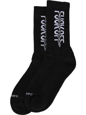 Stampd la F***off Socks