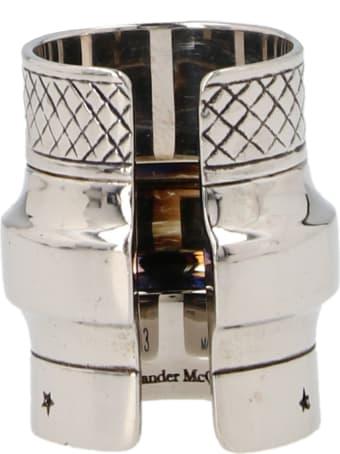 Alexander McQueen 'stack' Ring
