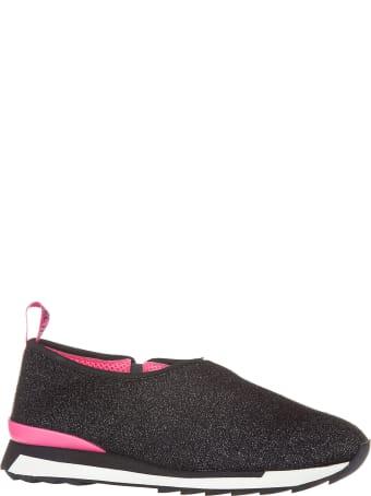 Hogan Rebel Running - R261 Slip-on Shoes