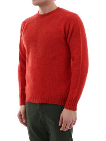 Macalastair Orange Sweater