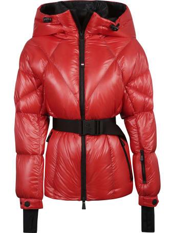 Moncler Grenoble Belted Waist Padded Jacket