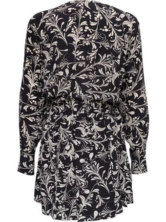 Isabel Marant Étoile Capucine  Viscose Dress With Floral Print