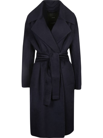 Max Mara Atelier Pacos Belted Coat