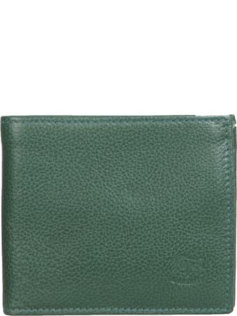 Il Bisonte Leather Bifold Wallet