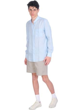 Mauro Gasperi Shorts In Beige Cotton