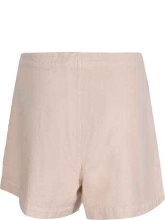 Labo.Art Classic Buttoned Shorts