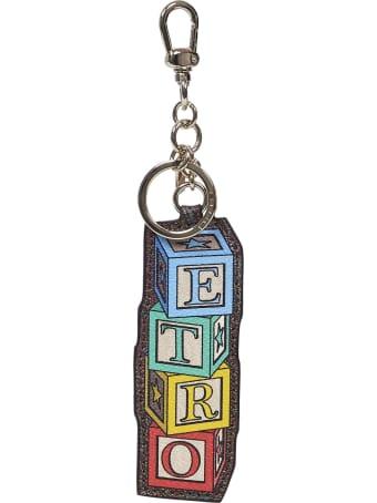Etro Toys Key Rings