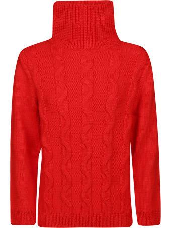 Victoria Beckham Slim Turtleneck Sweater