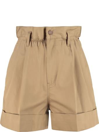 Moncler Techno Fabric Shorts