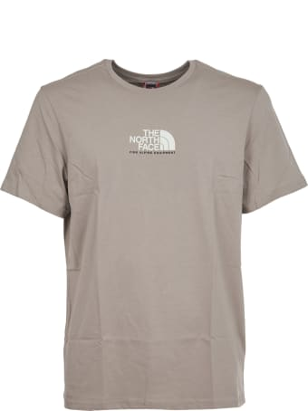 The North Face Fine Alpine Mineral Grey T-shirt