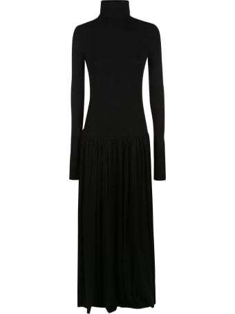 SportMax Turtleneck Dress