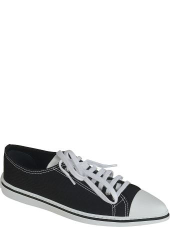 Prada Pointed Toe Sneakers