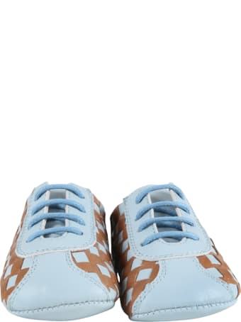 Gallucci Multicolor Shoes For Babyboy