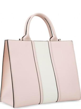 Hags Pink Leather Lola Bag