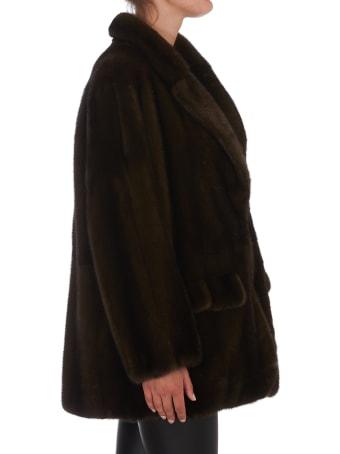 IDA LOU Fur Jacket