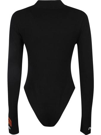 HERON PRESTON Knit Ctnmb Bodysuit