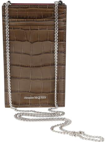 Alexander McQueen Phone Case On Chain