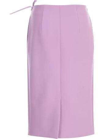 Mantù Straight Skirt