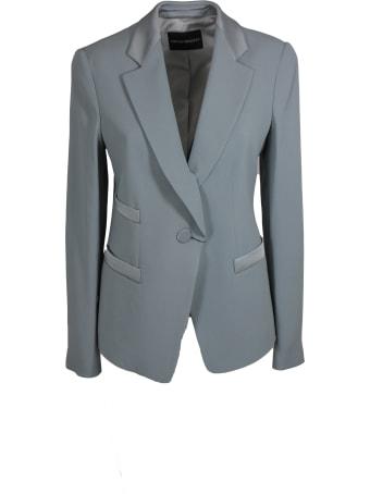 Emporio Armani Tailored Design Blazer Jacket