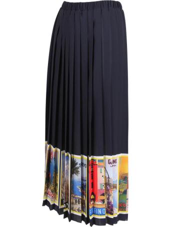 Ultrachic Polyester Skirt