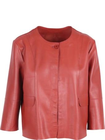 S.W.O.R.D 6.6.44 S.w.o.r.d. 6644 '9131' Leather Jacket