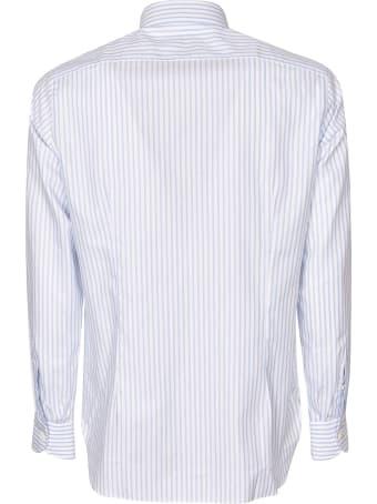 Luigi Borrelli Stripe Shirt