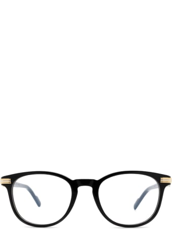 Cartier Eyewear Cartier Ct0221o Black Glasses