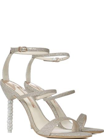 Sophia Webster Sophia Rosalind Crystal Webster Sandals