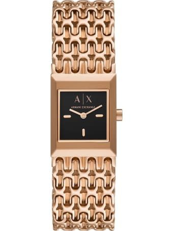 Armani Collezioni Armani Exchange Stainless Steel Women's Watch