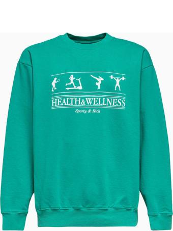 Sporty & Rich Health & Wellness Sweatshirt Cr187tu