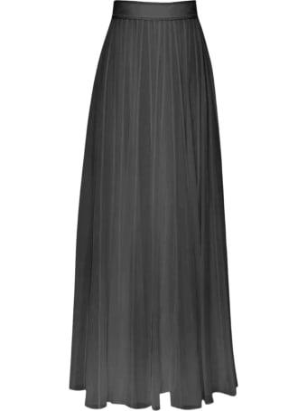 Varana Silk Apsara Panelled Skirt