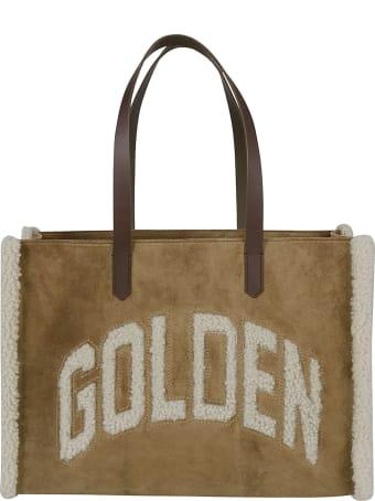 Golden Goose California Golden Tote