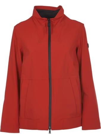 Peuterey Red Caliga Jacket