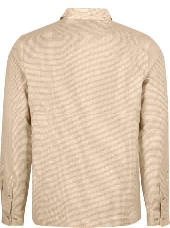 Séfr Rami Cotton Blend Buttoned Shirt