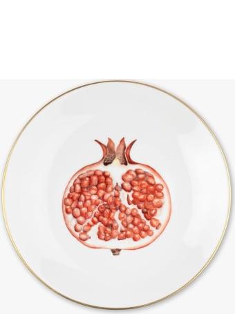 "Larusmiani Plate ""punica Granatum"""