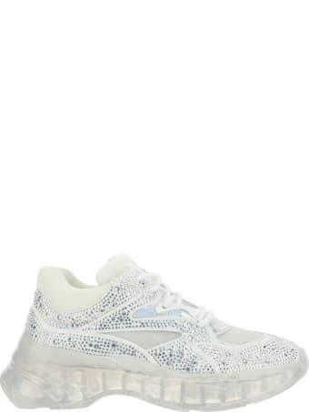 Pinko Rubino Diamond Sneakers