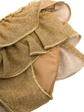 Oseree Golden Osemini Lumiere Baby Girl Bottom