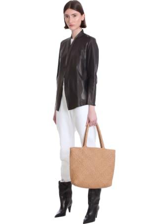 Salvatore Santoro Leather Jacket In Black Leather