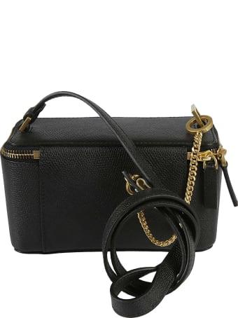 Valentino Garavani Logo Box Shoulder Bag