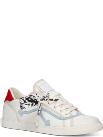 Off-White New Low Vulcanized Sneakers