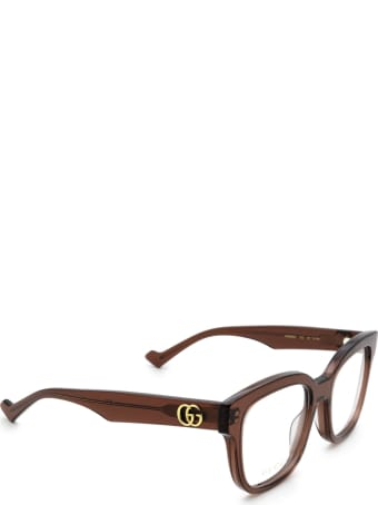 Gucci Gucci Gg0958o Burgundy Glasses