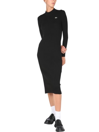 Lacoste L!VE Long Dress