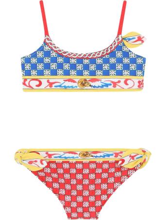 Dolce & Gabbana Multicolored Bikini