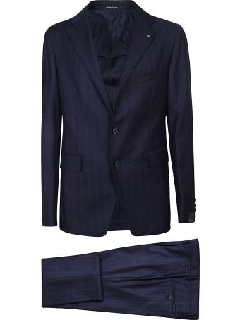 Tagliatore Stripe Suit