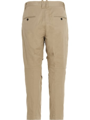 Dsquared2 'patchwork Chino' Pants