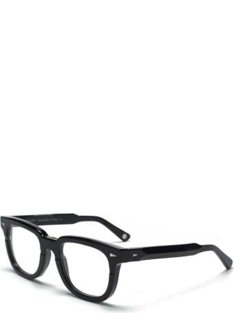 AHLEM Ahlem Square Du Temple Optic Black Glasses